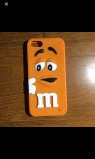 Iphone 5/s Mnm case