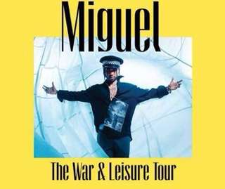 LOOKING FOR Miguel Sydney tour tix