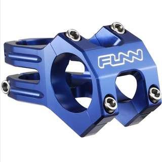 🆕! Blue Funn 60mm MTB STEM 31.8mm  #OK
