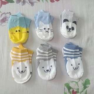 3 For 150.00 Brand New Socks