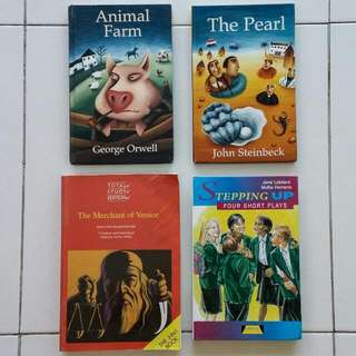 Literature Books (For Students)