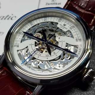 Aeromatic 德國飛行腕錶 (機械上鍊怪錶 - A1409)