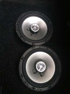 Mohawk MS 625 || 6.5 2 Way Coaxial Speaker