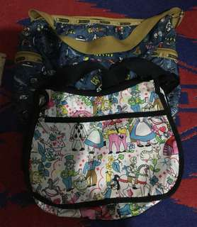 SALE!! 2 LeSportsac bags