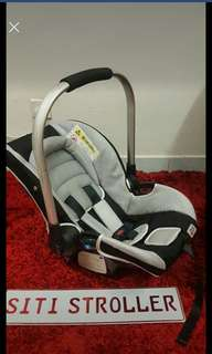 Baby carrier scr7