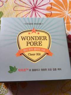 ✨SALE!! Etude House Wonder Pore Kit✨