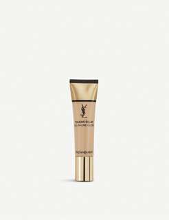 YSL 明彩輕透水光粉底 ALL IN ONE GLOW FOUNDATION(最新 夏日必用)