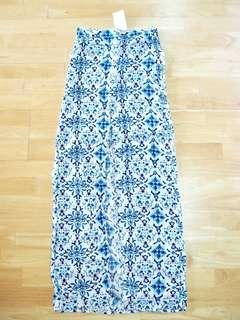NEW maxi skirt