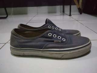 Vans Navy authentic ORIGINAL 100%