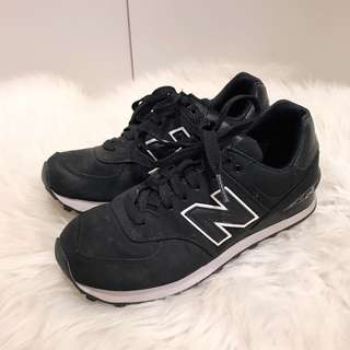 New Balance 574 Sneakers BLK