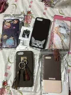 全新iPhone 7/8 plus 手機case