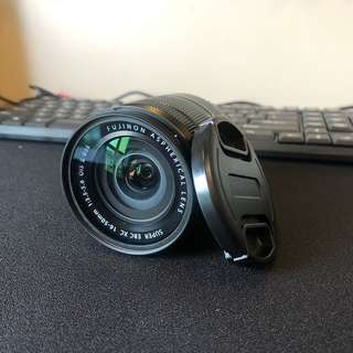 Selling fujifilm fujinon xc16-50mm