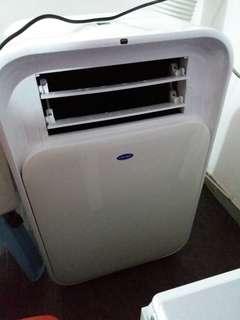 開利移動式冷氣機