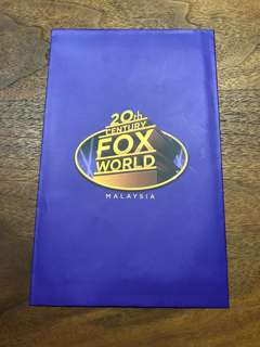 20th CENTURY FOX WORLD