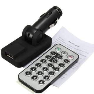Car Kit FM Transmitter for Car 310