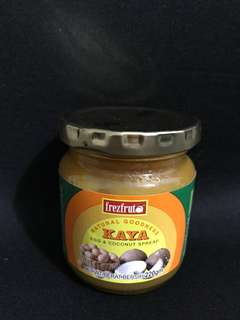 Brand new Frezfrut KAYA- egg and coconut bread/breakfast spread 220gm- multiple available