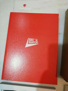 iKON // Mix and Match album (Photobook)