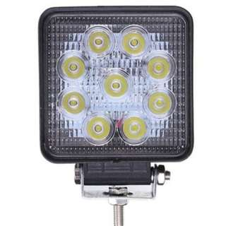 27w 4inch LED Waterproof Light For Car Motorcycle(#06-27W)