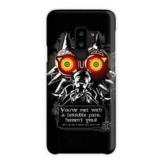 Terrible Fate Samsung Galaxy S9 Plus Custom Hard Case