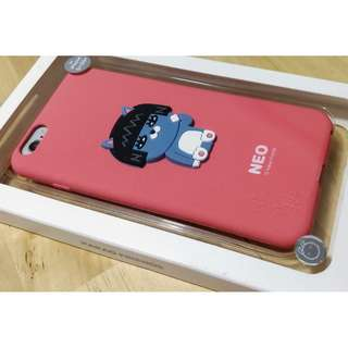 [Brand New] Genuine Kakao Friends Mobion iPhone 6/6S Case
