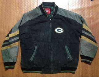 NFL G Packers Varsity Jacket Authentic