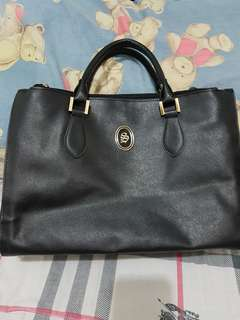 Leather bag made in korea
