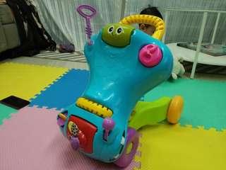 Playskool baby push walker 2 in 1