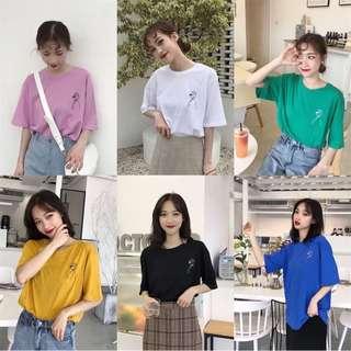 Korean Style Tshirt