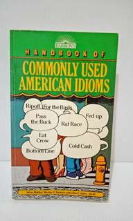 Commonly Used American Idioms