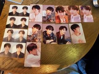 [WTT] BTS Love Yourself: tear photocards