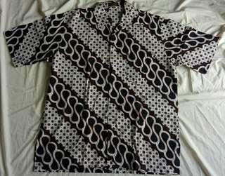Kemeja Batik Big Size