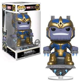 Funko Pop - Thanos With Throne (Marvel Studios)