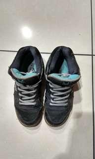 Zoo York High Cut Skate Shoes Preloved
