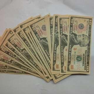 United States $10 2013 Unc