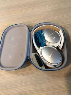 Bose noise canceling earphones