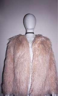 Apartment 8 fur coat