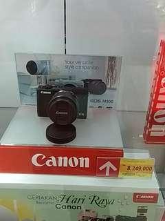 Camera m100
