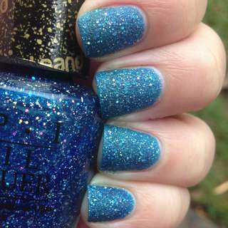 get your number liquid sand nail polish