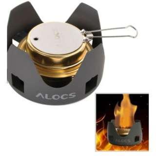 Portable Outdoor Camping Mini Spirit Burner Alcohol Stove