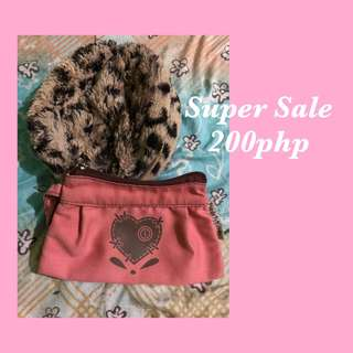 Pouch 2 for 200php