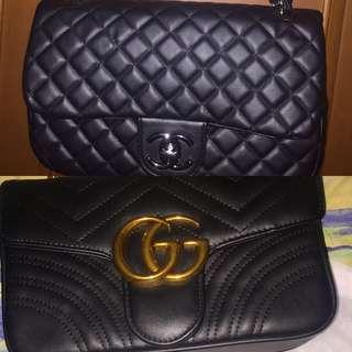 Chanel &gucci