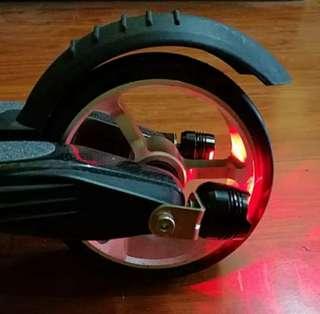 Back Safety Light