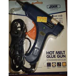 Hot Melt Glue Gun + Glue Sticks