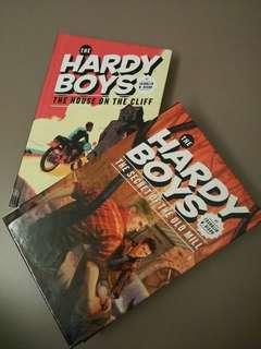 🚚 The Hardy Boys book