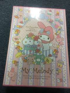 Sanrio Melody 一set 5本相簿