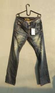 Jeans japan style Nii
