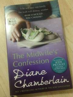The Midwife's Confession - Diane Chamberlain