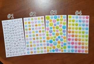 [S]Emoji stickers