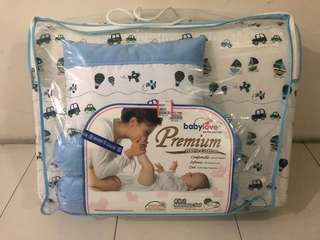 Baby Love 4 in 1 mattress set