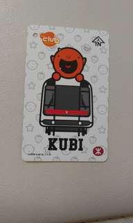 地鐵收藏票 古巨基Kubi 有7張 每一張